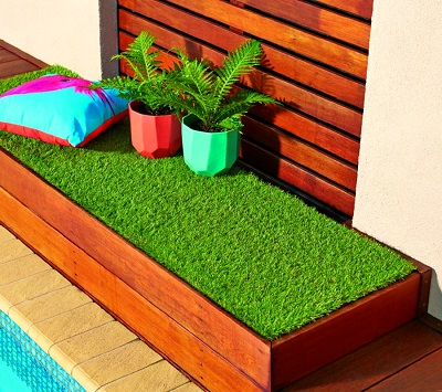 Coolaroo - Fresh Cut Synthetic Grass