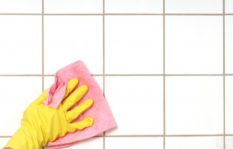 Quick clean grout tiles - Guide to regrouting tiles regrout bathroom tiles