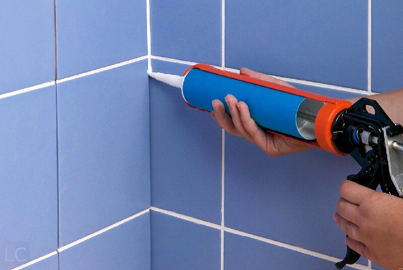 Seal the grout - Guide to regrouting tiles regrout bathroom tiles