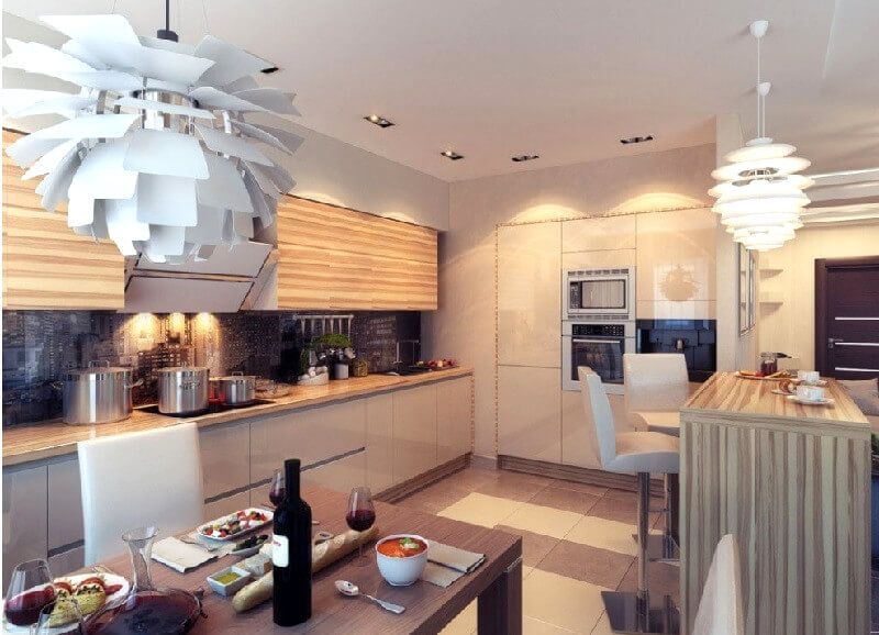 Ideal kitchen lighting ideas - How to design kitchen lighting