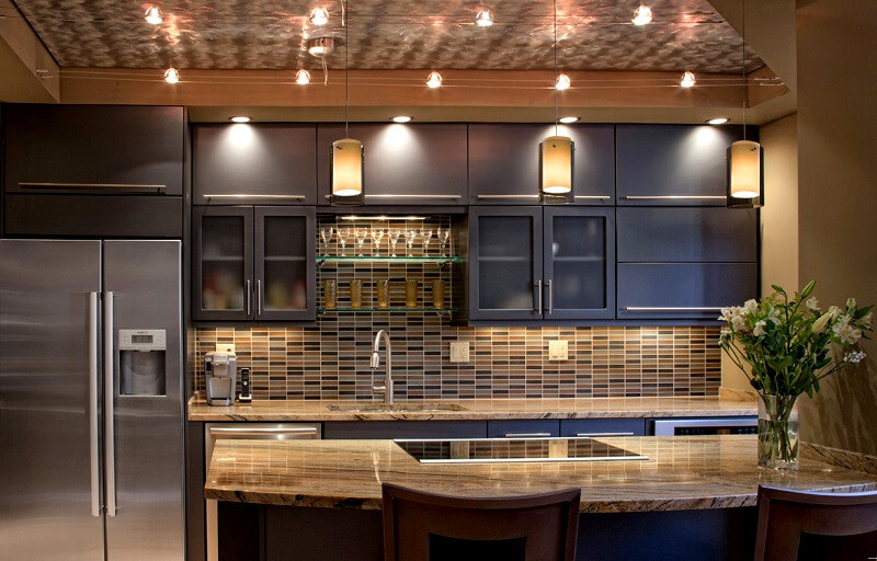 Kitchen lighting ideas - How to design kitchen lighting