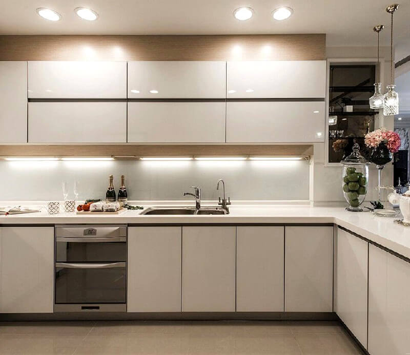 Under cabinet lighting - kitchen lighting ideas - How to design kitchen lighting
