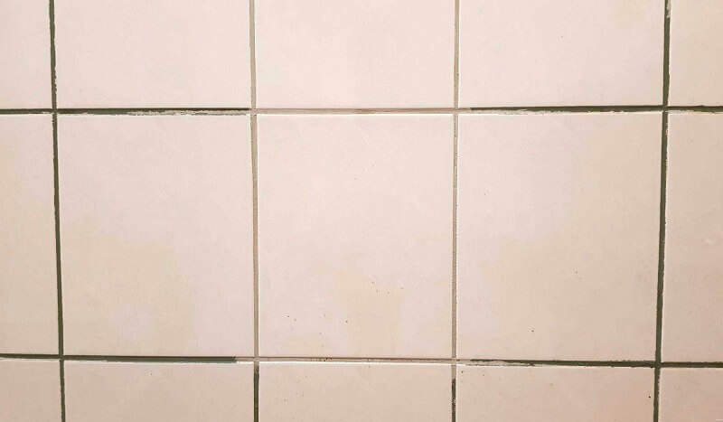 colored grout - rising damp -how to stop rising damp