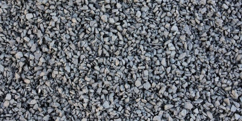 Fill blue metal aggregate - Drainage Solutions - How to install garden drainage guide