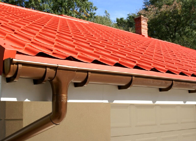 Gutter appearance - How to install guttering