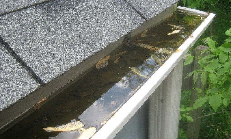 Signs to replace guttering - How to install guttering