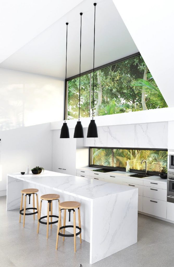 Natural kitchen lighting ideas - How to design kitchen lighting