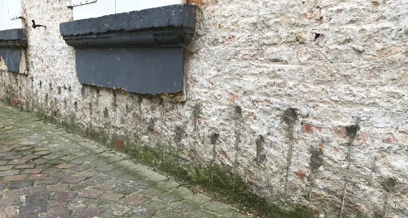 rising damp -how to stop rising damp