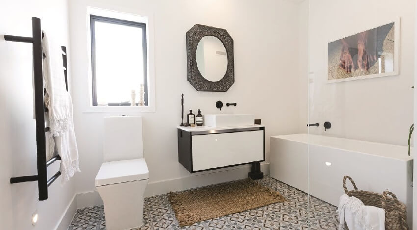 Take good care of your bathroom to keep bathroom renovation cost minimal