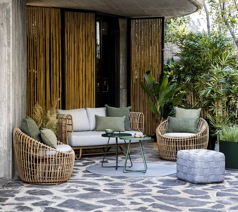 7 simple ways to create a scandi-style retreat in your outdoor space