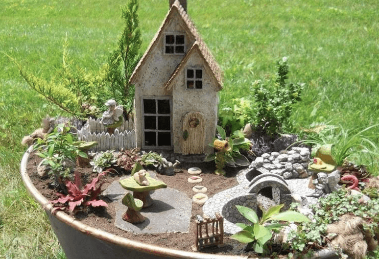 how to create a fairy garden: your step-by-step guide | install-it-direct