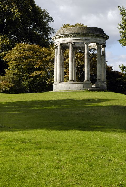 how the garden folly became the most whimsical accessory in english gardens