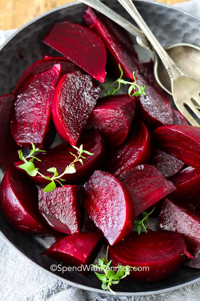 How to Cook Beets {3 different ways!} - Spend With Pennies