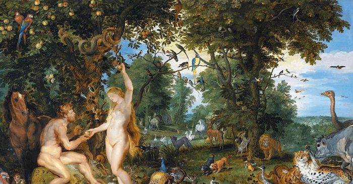 where is the garden of eden located today?