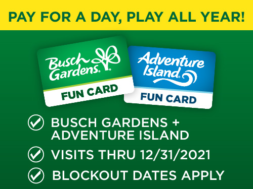 ticket discounts for single-day & multi-park