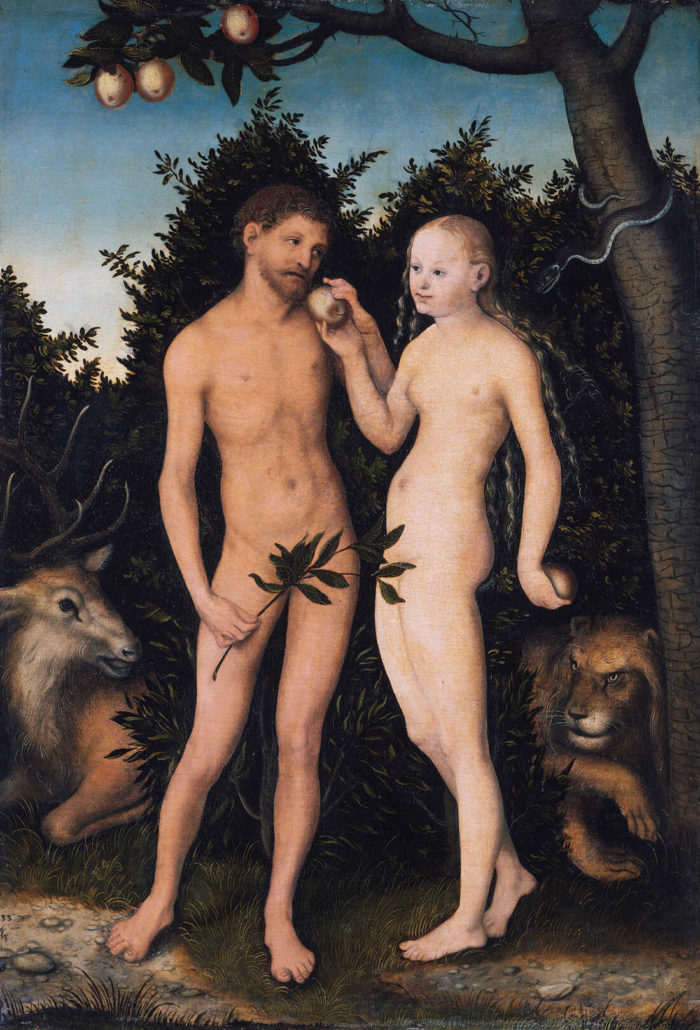 'paradise lost': how the apple became the forbidden fruit