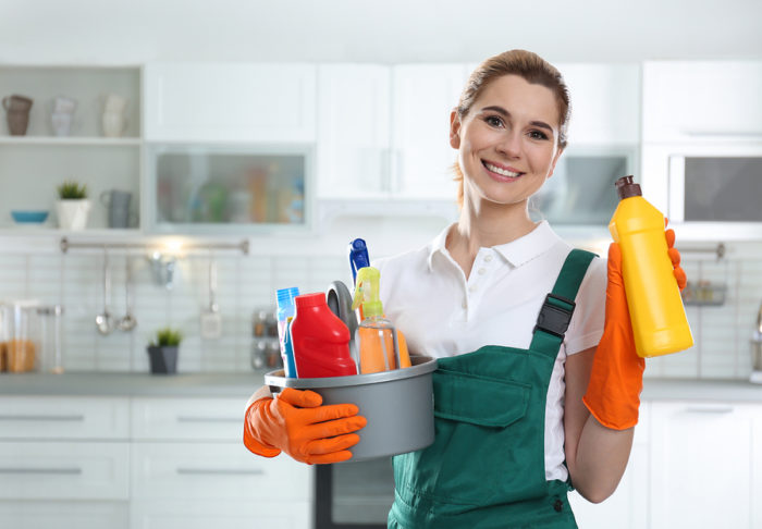best cleaner for wood cabinets