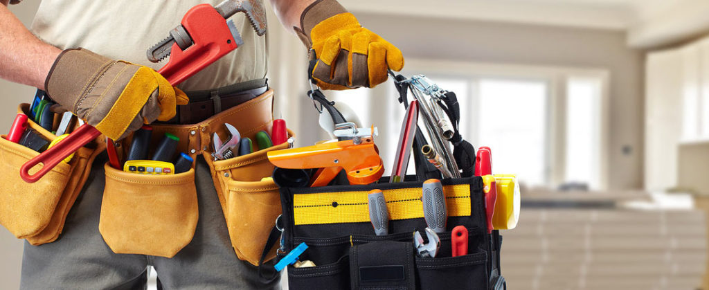 What does a handyman do?